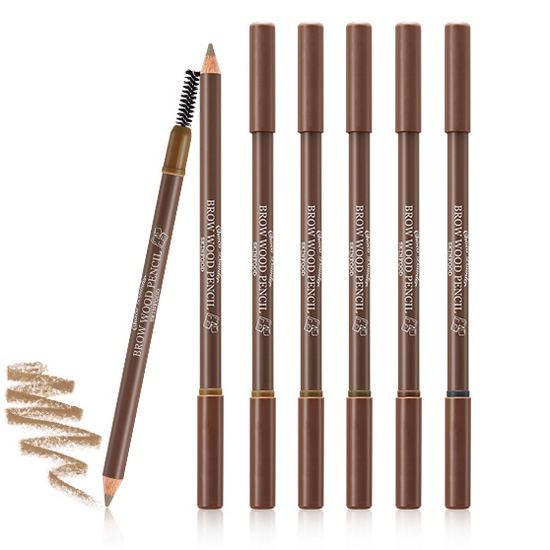 Chì Kẻ Chân Mày SkinFood Choco Powder Brow Wood Pencil