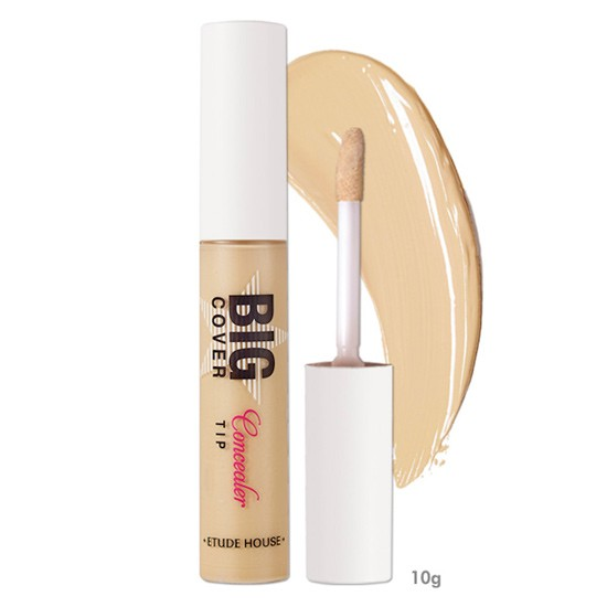 Che Khuyết Điểm Hoàn Hảo Etude House Big Cover Concealer Tip