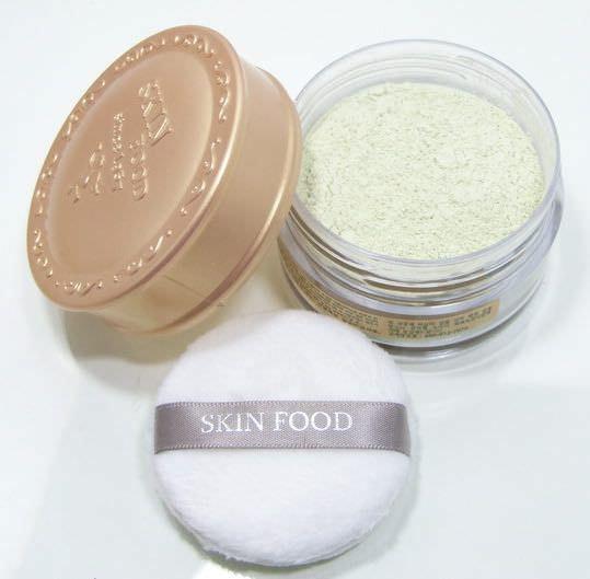 Phấn Phủ Bột SkinFood Buckwheat Loose Powder 23g (Mới 2017)