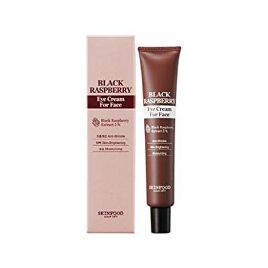 [BIG SALES] Kem Dưỡng Chống Nhăn Vùng Da Quanh Mắt SkinFood Black Raspberry Eye Cream For Face