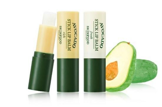 Son Dưỡng Môi Skinfood Avocado Stick Lip Balm