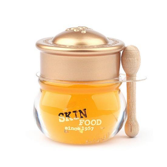 Son Dưỡng Môi Mật Ong Skinfood Honey Pot Lip Balm - Honey Mật Ong #03
