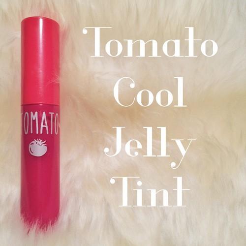 Son Dưỡng Môi Dạng Gel Chiết Xuất Cà Chua Skinfood Tomato Cool Jelly Tint