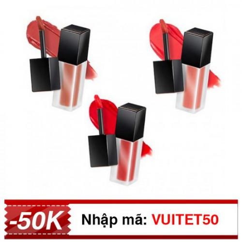 Son Kem Lì Siêu Mịn Môi A'pieu Color Lip Stain Matte Fluid 4.4g
