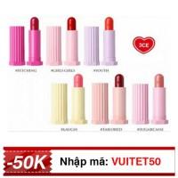 [BIG SALES] Son Lì Dạng Thỏi Siêu Đẹp Love 3CE Velvet Lip Stick