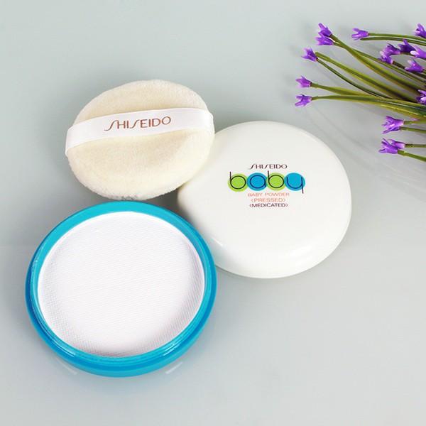 Phấn Phủ Dạng Nén Shiseido Baby Powder 50g