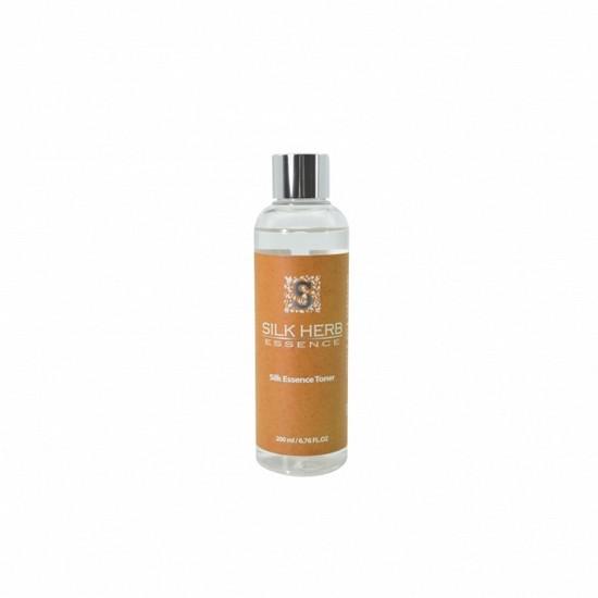 Nước Hoa Hồng Cấp Ẩm Dưỡng Sáng Da Từ Tinh Chất Tơ Tằm Silk Herb Essence Silk Essence Toner
