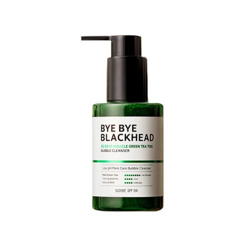 [HOT] Sữa Rửa Mặt Tạo Bọt Some By Mi Bye Bye Blackhead Bubble Cleanser 120ml