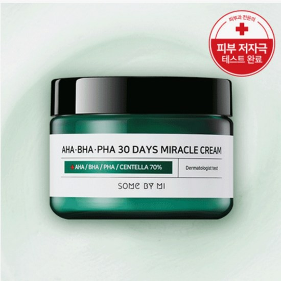 [HOT] Kem Dưỡng Trị Mụn Some By Mi AHA-BHA-PHA 30 Days Miracle Cream 50ml