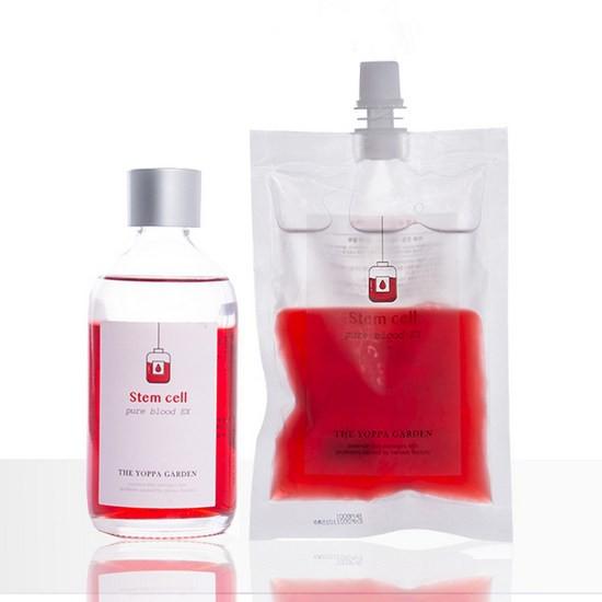 [HOT] Set Tinh Chất Tế Bào Gốc Dưỡng Trắng Da Se Khít Lỗ Chân Lông The Yoppa Garden Stem Cell Pure Blood EX