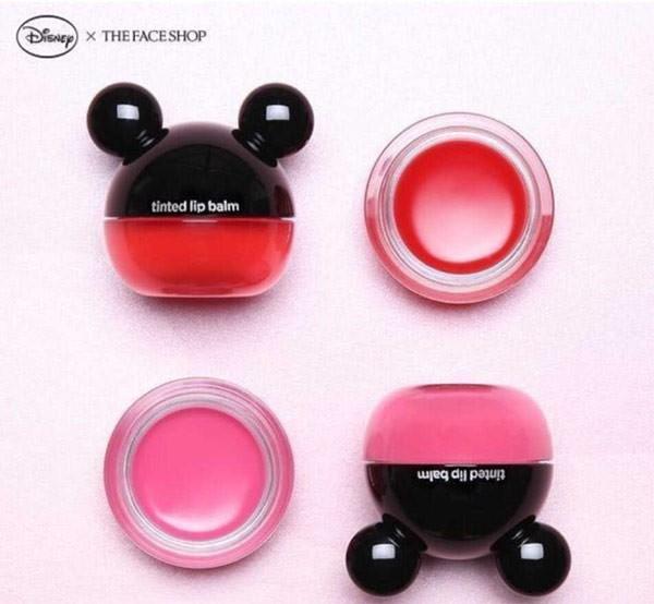 [Đồng Giá 119k] Son Dưỡng Ẩm Tuyệt Sắc The Face Shop Disney Tinted Lip Balm (6g)