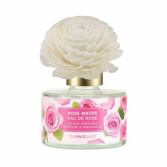 Tán Hương Hoa Hồng The Face Shop House Perfume  Rose Water 100ml