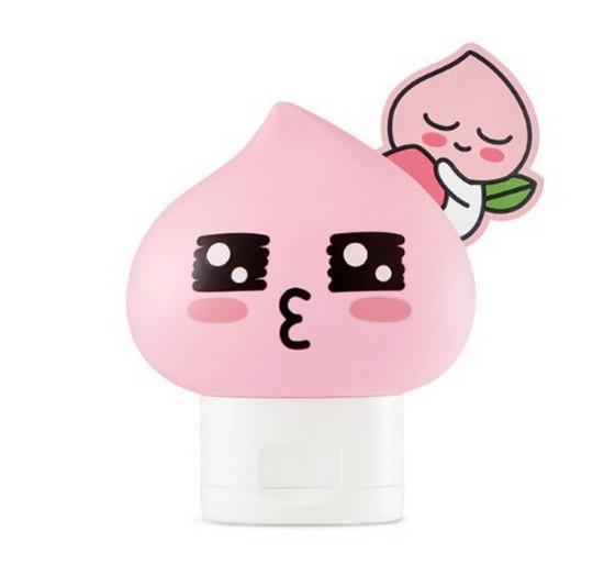 Kem Dưỡng Da Tay Phiên Bản Giới Hạn The Face Shop Sweet Apeach Moisture Hand Cream