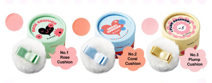 [BIG SALES] Phấn Má Hồng The Face Shop Lovely Meex Cushion Blusher