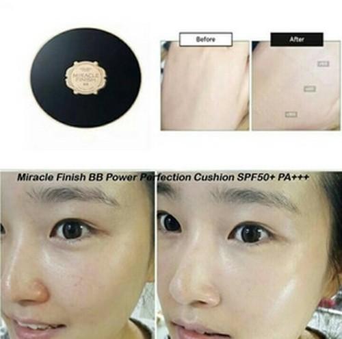 Phấn Nước Chống Lão Hóa Và Làm Sáng Da The Face Shop BB Power Perfection SPF 50+PA +++ 15g