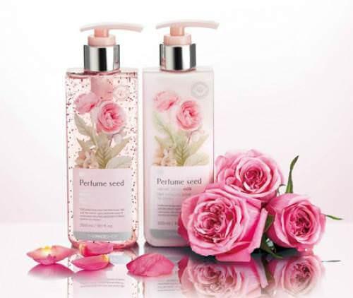 Sữa Tắm Nước Hoa The Face Shop Perfume Seed Capsule Body Wash 300ml