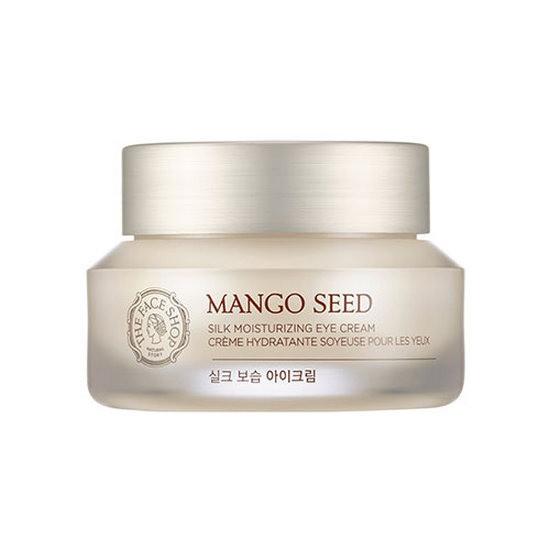 Kem Dưỡng Mắt Chiết Xuất Xoài The Face Shop Mango Seed Silk Moisturizing Eye Cream 30ml