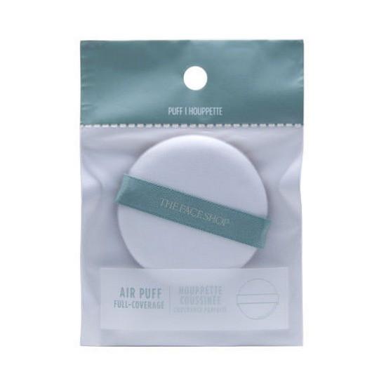 Bông Phấn Đánh Cushion The Face Shop Air Puff Full Corverage