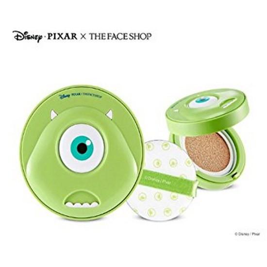 [BIG SALES] Phấn Nước Lâu Trôi The Face Shop CC Long Lasting Disney Monster SPF 50+ PA +++