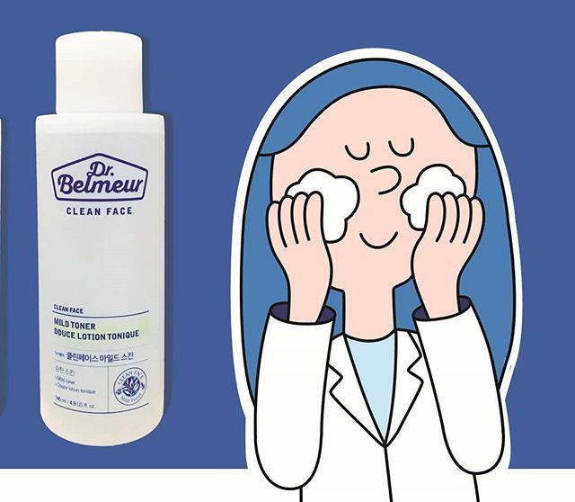 [BIG SALES] Nước Hoa Hồng Trị Mụn The Face Shop Clean Face Mild Toner 130ml