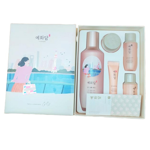 Bộ Serum Dưỡng Sáng Mịn Da The Face Shop Yehwadam Revitalizing Serum Special Gift Set
