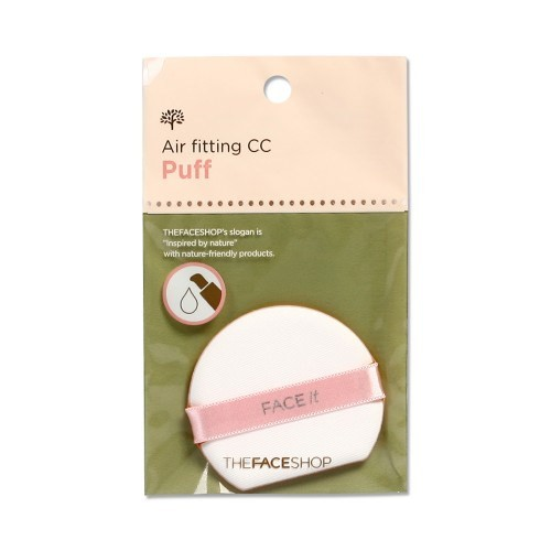 Bông Phấn The Face Shop Daily Beauty Tools Face It Air Fitting CC Puff