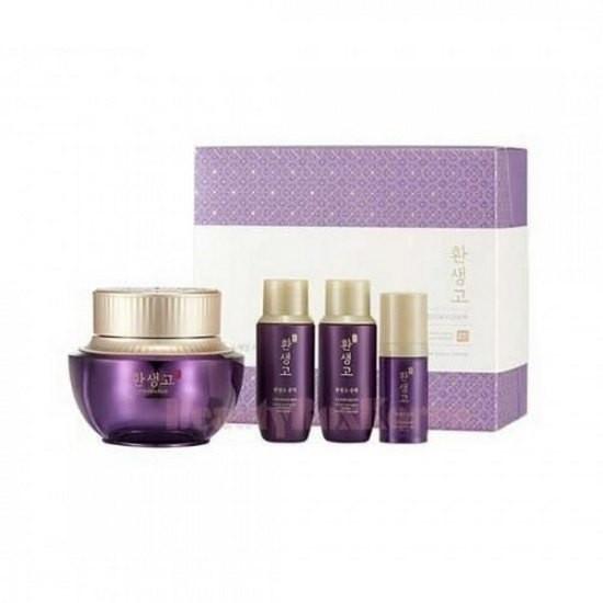 Bộ Dưỡng Da Chống Lão Hóa The Face Shop Yehwadam Hwansaenggo Cream Gift Set