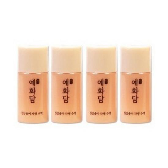 Combo 10 Sữa Dưỡng Sáng Mịn Da The Face Shop Yehwadam Heaven Grade Ginseng Rejuvenating Emulsion 5ml - Dùng Thử