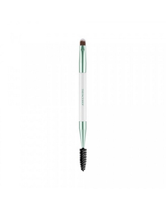 Cọ Tán Chân Mày 2 Đầu The Face Shop Daily Beauty Tools Dual Eyebrow Brush