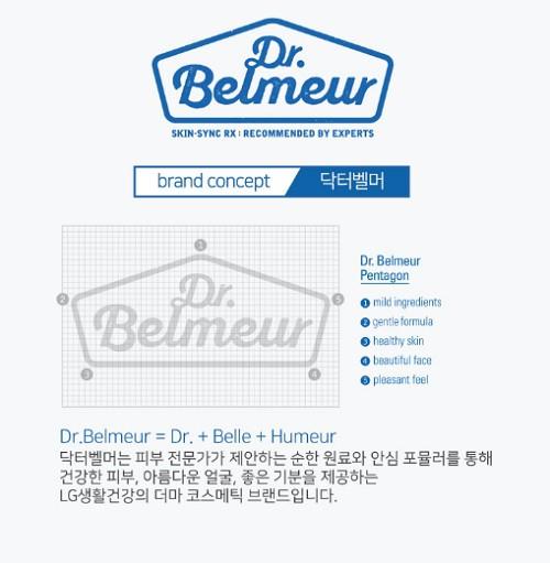 Sữa Rửa Mặt Tăng Sức Đề Kháng Cho Da The Face Shop Dr. Belmeur Amino Clear Foaming Cleanser 150ml