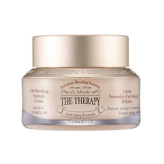 Kem Dưỡng Chống Lão Hóa Chuyên Sâu The Therapy Oil Blending Formula Cream 50ml