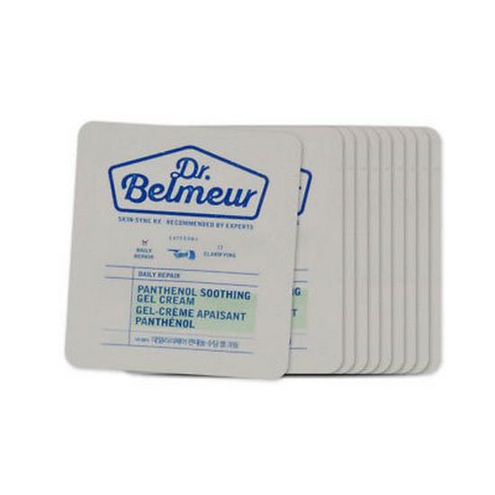 Combo 10 Kem Dưỡng Da Dạng Gel The Face Shop Dr.Belmeur Pantenol Soothing Gel Cream 1.2ml – Dùng Thử