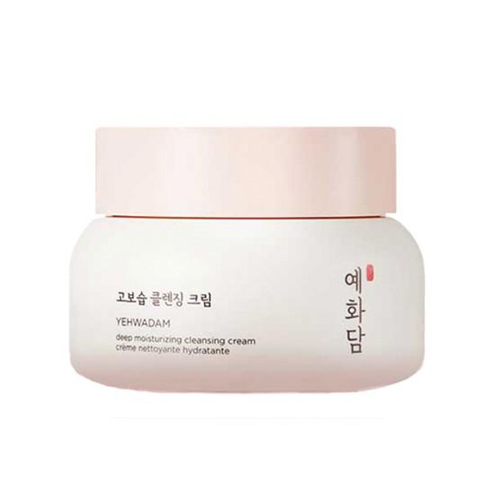 Kem Tẩy Trang Làm Sạch Sâu, Cấp Ẩm The Face Shop Yehwadam Deep Moisturizing Cleansing Cream 200ml