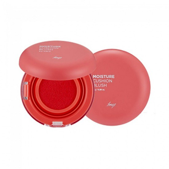 Má Hồng Dạng Nước The Face Shop Moisture Cushion Blush 8g