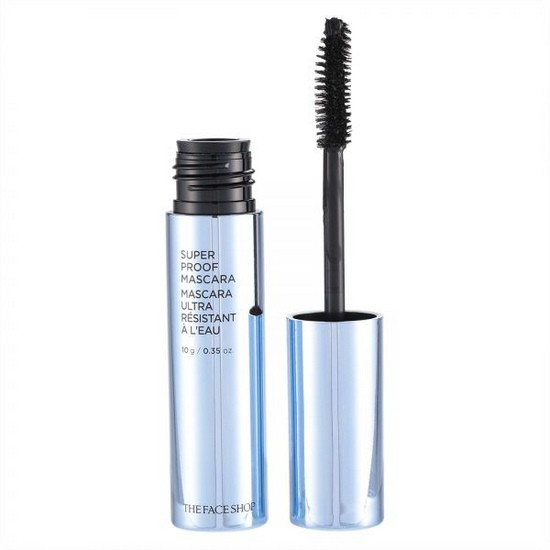 [BIG SALES] Mascara Không Trôi The Face Shop Super Proof Mascara 10g