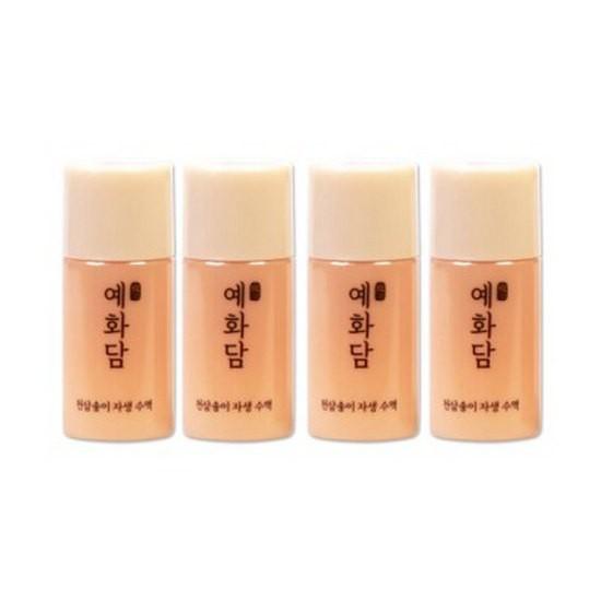 Combo 10 Nước Cân Bằng Sáng Mịn Da The Face Shop Yehwadam Heaven Grade Ginseng Regenerating Toner 5ml - Dùng thử
