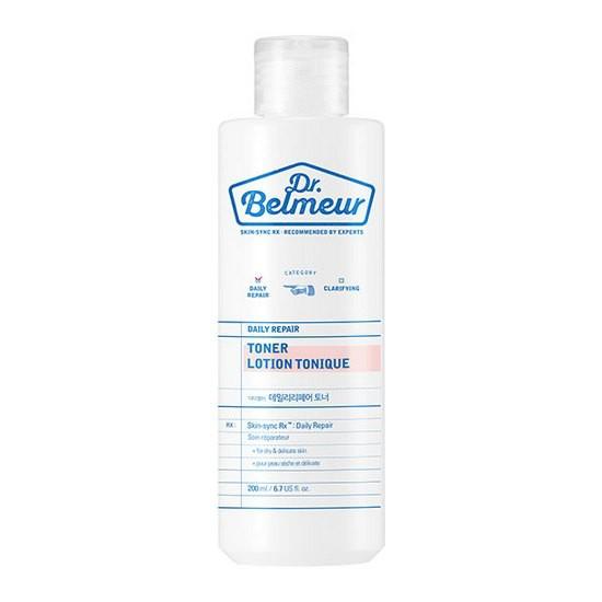 Nước Cân Bằng Cho Da Nhạy CảmThe Face Shop Dr. Belmeur Daily Repair Toner Lotion Tonique 200ml