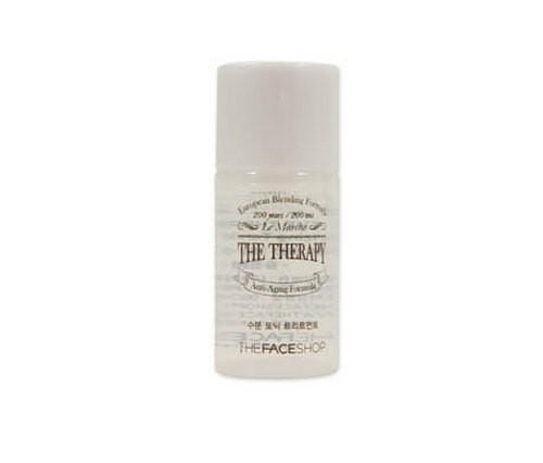 Combo 10 Nước Cân Bằng Dưỡng Ẩm Chuyên Sâu The Face Shop The Therapy Essential Tonic Treatment 5ml – Dùng Thử