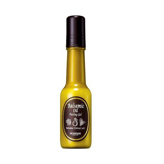 Tẩy Da Chết Chiết Xuất Giấm Balsamic Skinfood Balsamic Oil Peeling Mild Gel 145ml