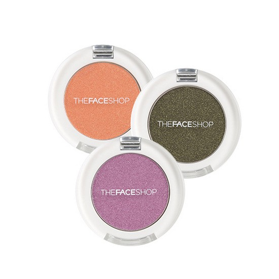 Phấn Mắt The Face Shop Single Shadow - Shimmer 1.8g