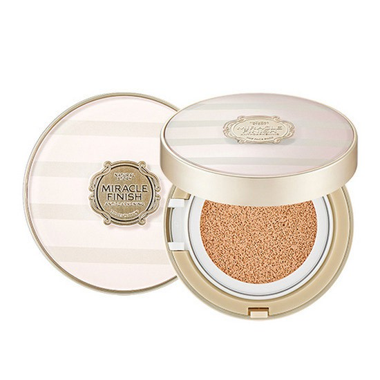 Phấn Nước Mịn Mượt The Face Shop Anti - Darkening Cushion SPF50+ PA+++