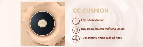 Phấn Nước Mịn Mượt The Face Shop Anti - Darkening Cushion SPF50+ PA+++