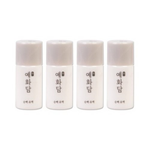 Combo 10 Sữa Dưỡng Trắng The Face Shop Yehwadam Pure Brightening Emulsion 5ml - Dùng thử