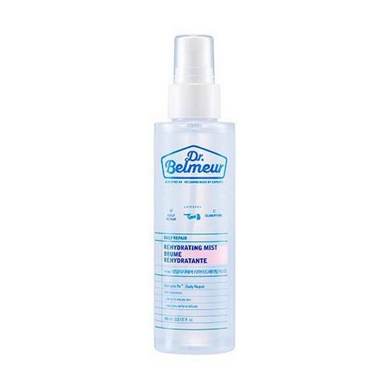Xịt Khoáng Cung Cấp Độ Ẩm Và Tái Tạo Da The Face Shop Dr.Belmeur Daily Repair Rehydrating Mist