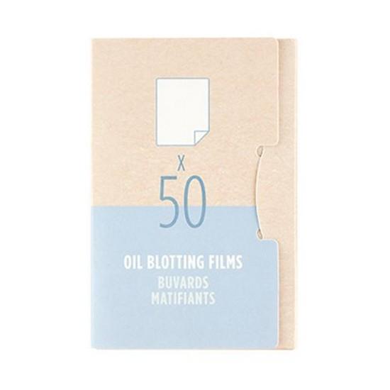 Film Thấm Dầu The Face Shop Oil Blotting Films Buvards Matifiants 50 Miếng