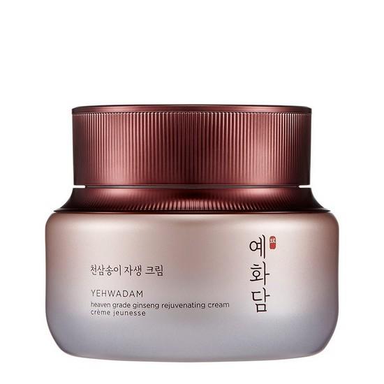 Kem Dưỡng Ngăn Ngừa Lão Hóa Da Cao Cấp The Face Shop Yehwadam Heaven Grade Ginseng Rejuvenating Cream 50ml