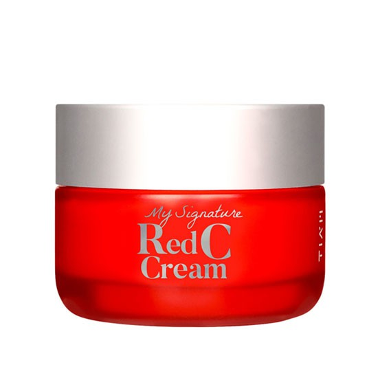 Kem Dưỡng Trắng Da Vitamin C Mờ Thâm Nám Tiam My Signature Red C Cream 50g