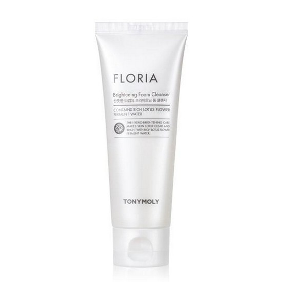 Sữa Rửa Mặt Làm Sáng Da Tonymoly Floria Brightening Foam Cleanser 150ml