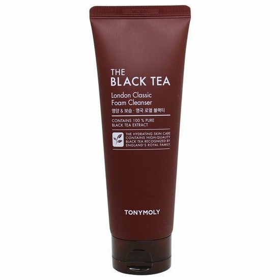 Sữa Rữa Mặt Trà Đen Tonymoly The Black Tea London Classic Foam Cleanser 150ml