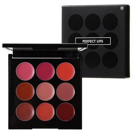 Bảng Son Tonymoly 9 Màu Perfect Lips Top Color Lip Palette